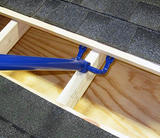 The Wrecking Claw® - Remove roof strapping