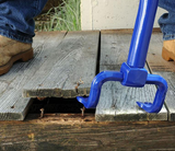 The Wrecking Claw® - Remove deck boards