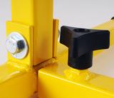 The Reel Stand - Adjustable knob