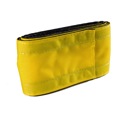 The SAFCORD® cord cover - Color Yellow