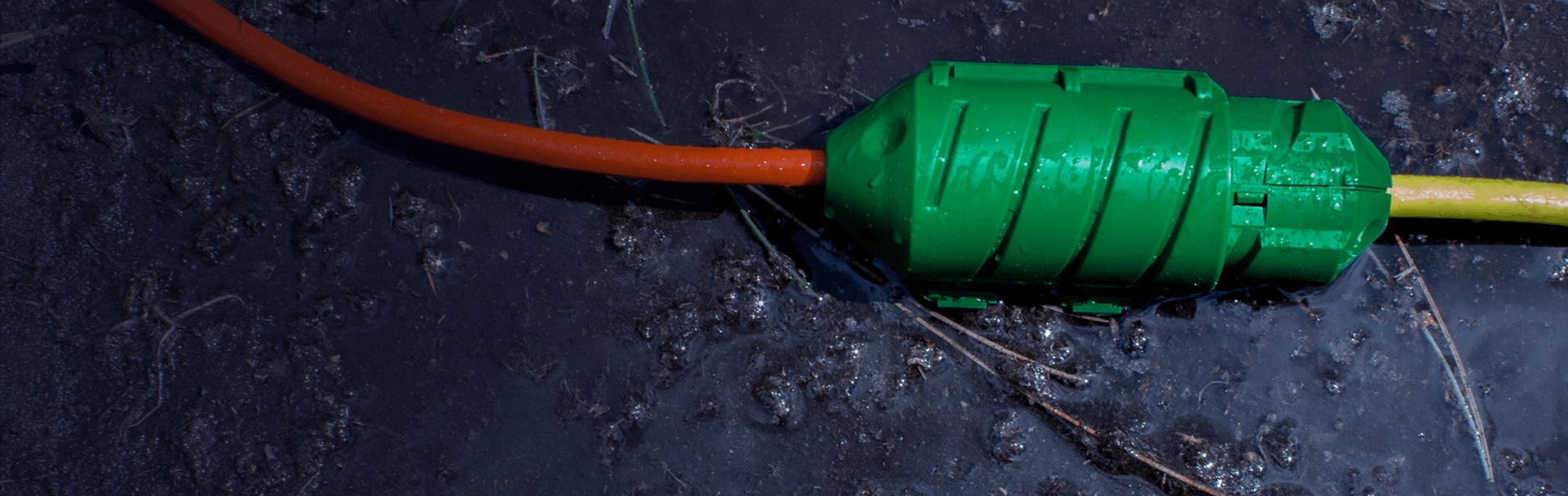 The Cord Connect® is the only connector that is certified water-tight.