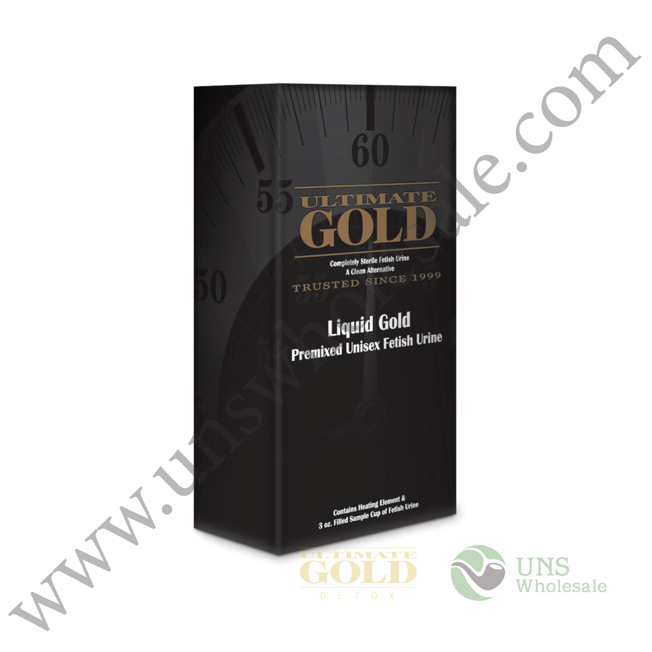 Ultimate Gold Liquid Gold Fetish Urine