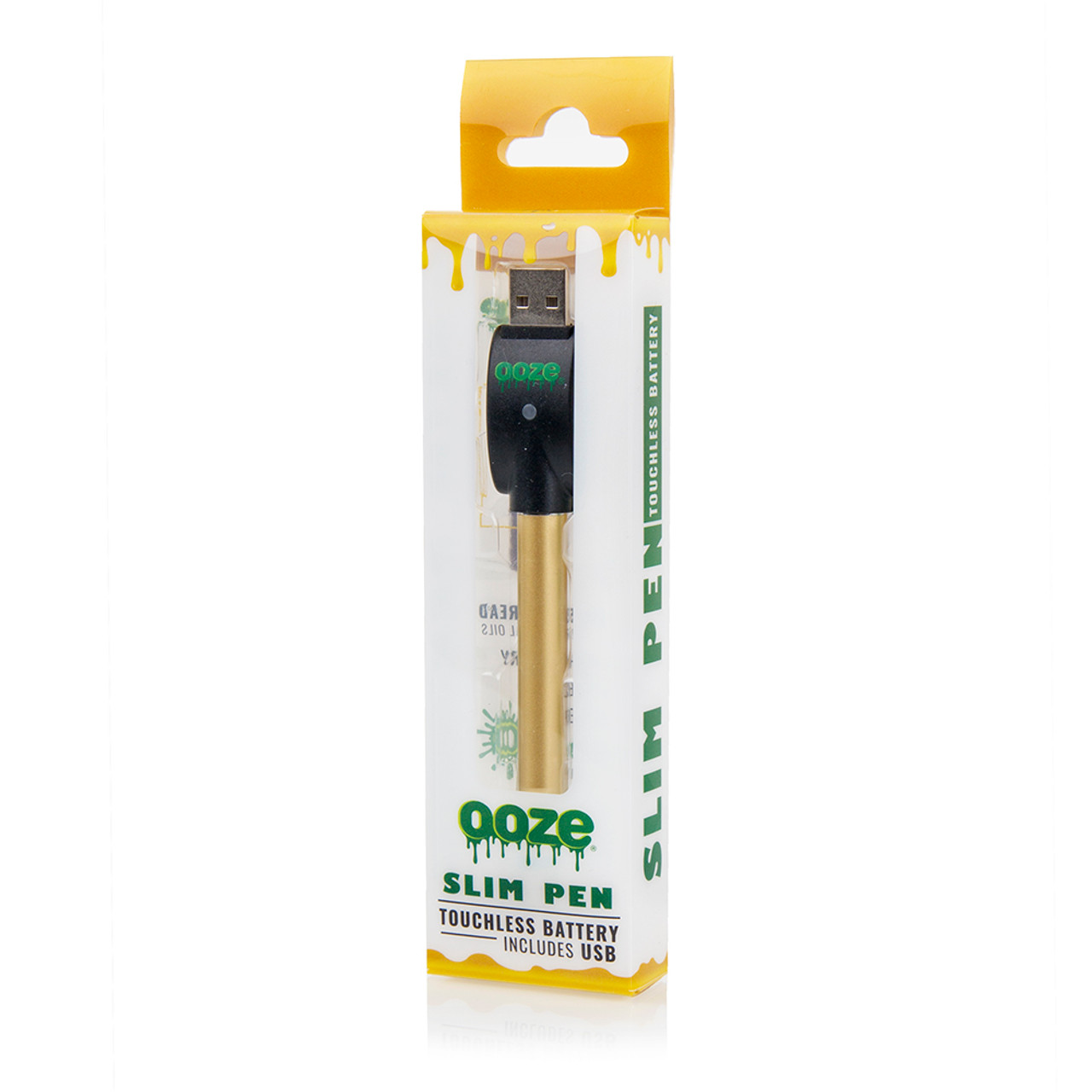 Ooze Slim Pen Touchless Battery w/USB Charger