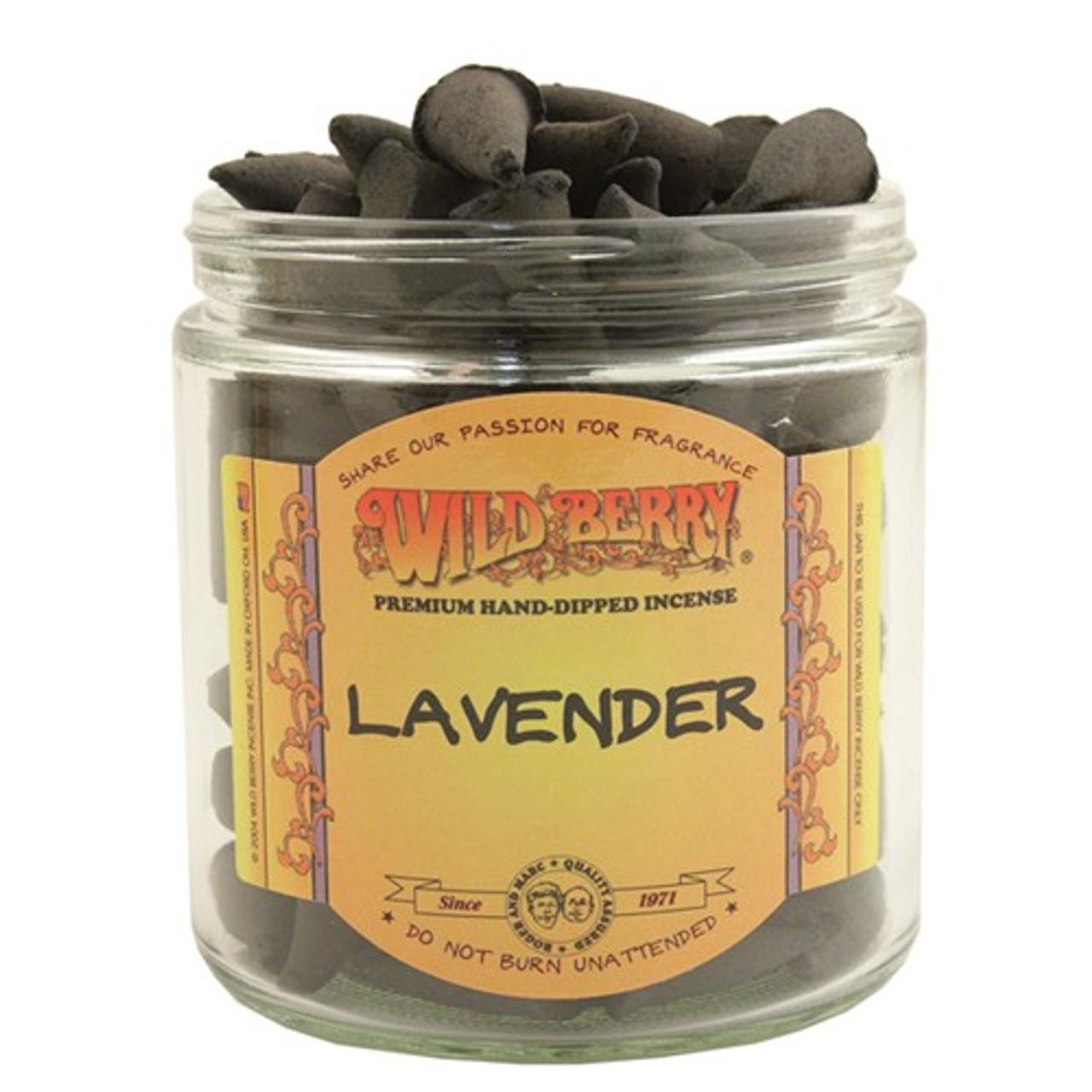 Wildberry Cones - Lavender
