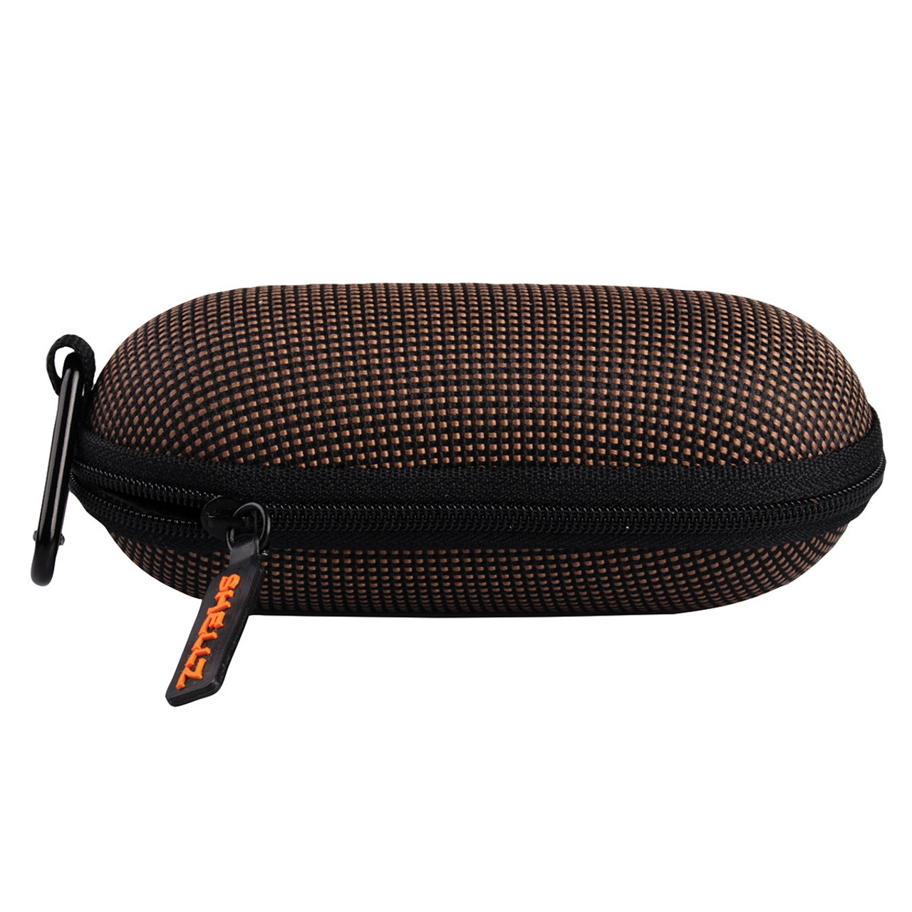 Shellz Zipper Case glass pipe protection Padded glass pipe pouch UNS Wholesale Smoke Shop Distributor Head Shop Novelty Supplies Wholesale