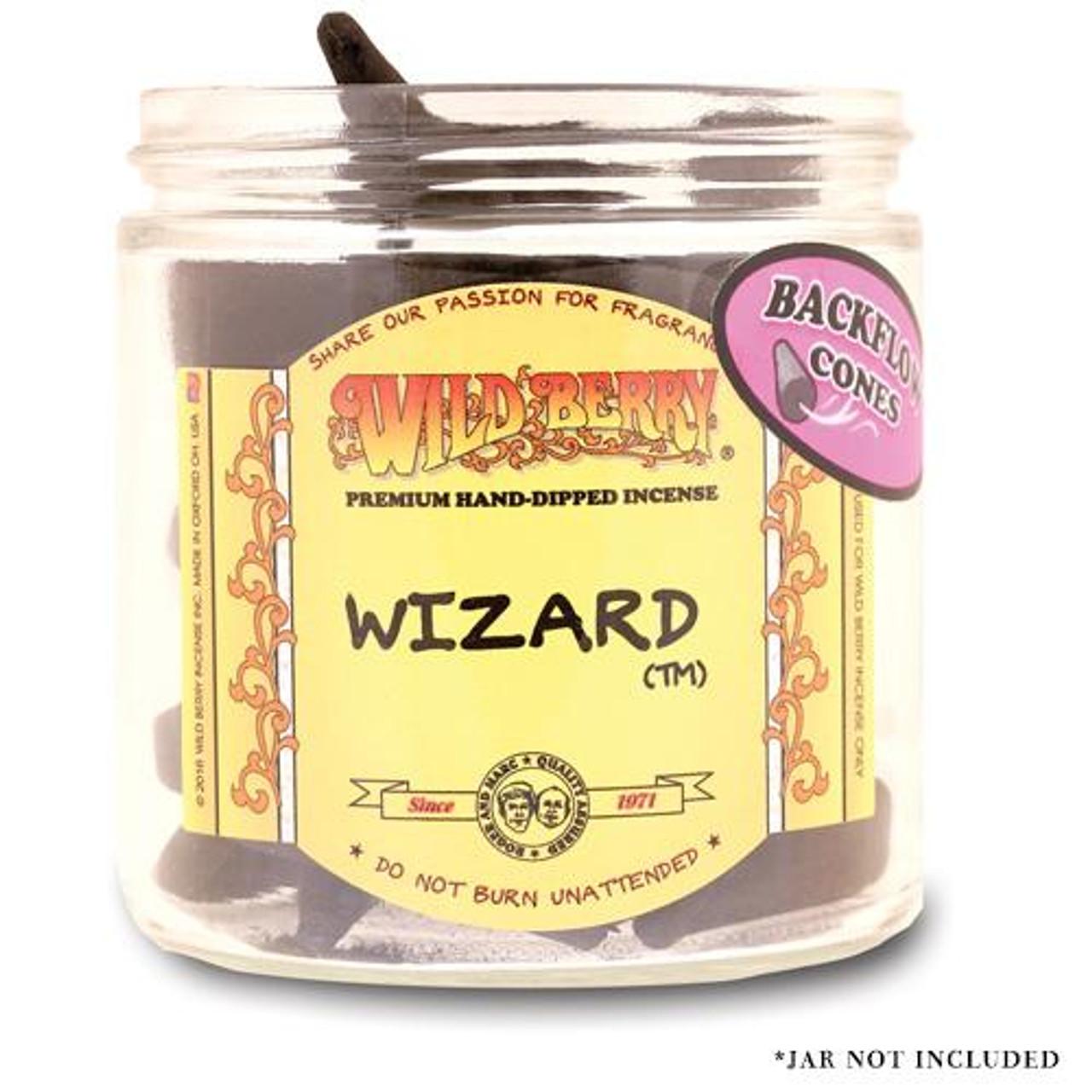 Wildberry Backflow Cones - Wizard