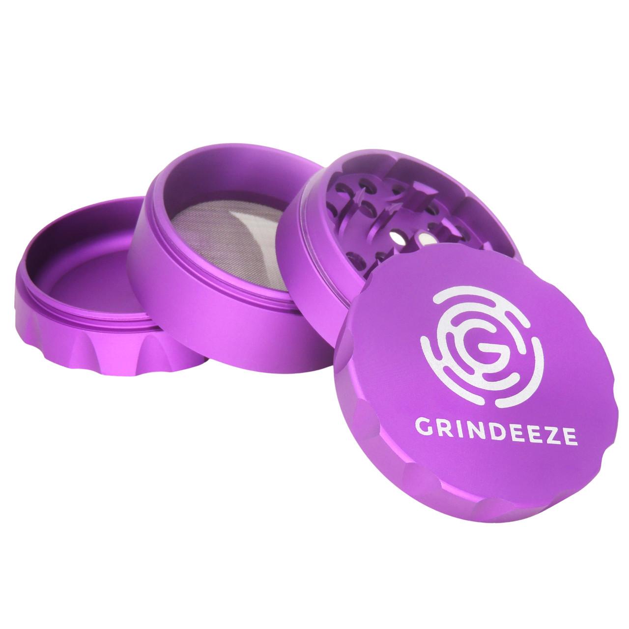 Grind Eeze Premium  Aluminum Grinder