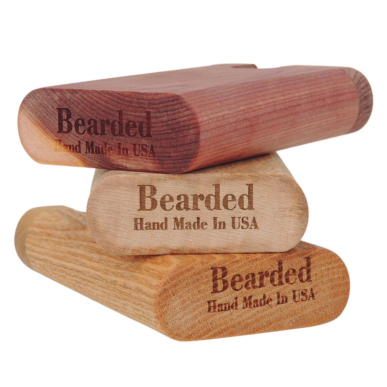 Bearded Short Chillum Dugout - Assorted