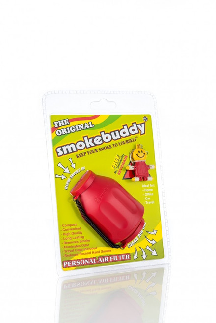 Smokebuddy - Red