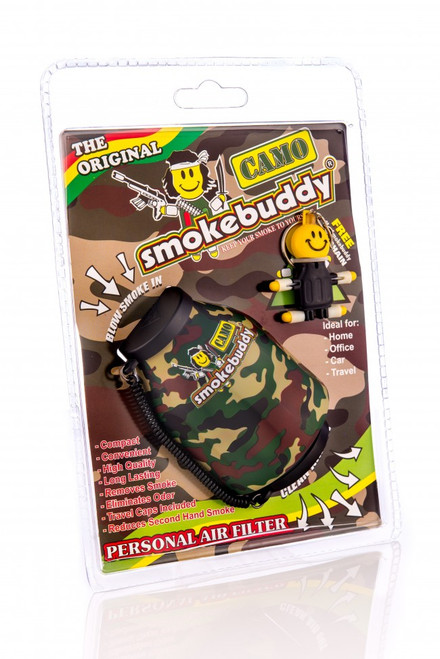 Smokebuddy - Camo