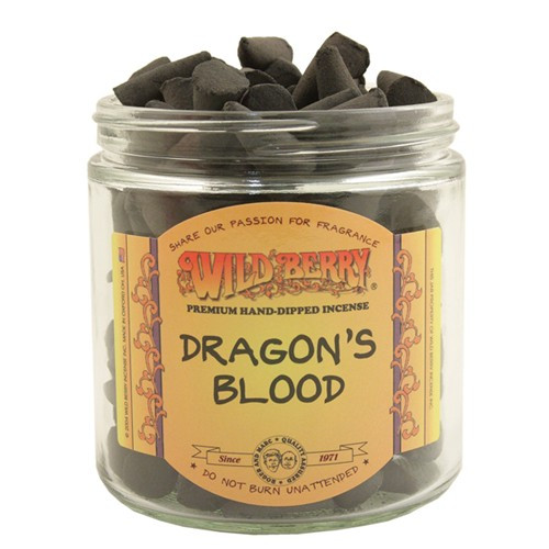 Wildberry Cones - Dragon's Blood