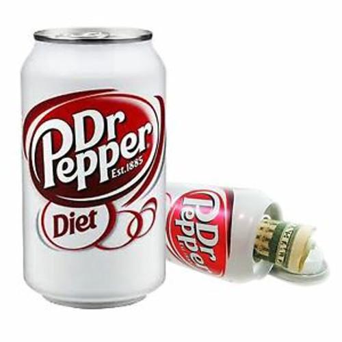 Diet Dr. Pepper Can Safe