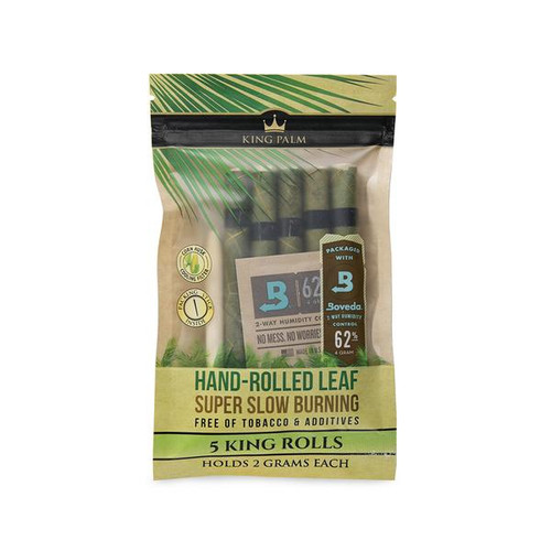 King Palm Mini 5pk w/ Boveda - Display of 15