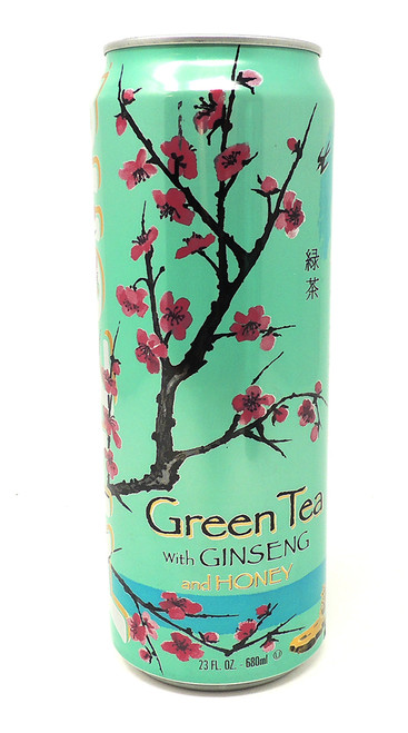 Arizona Tea Can Safe - Green Tea