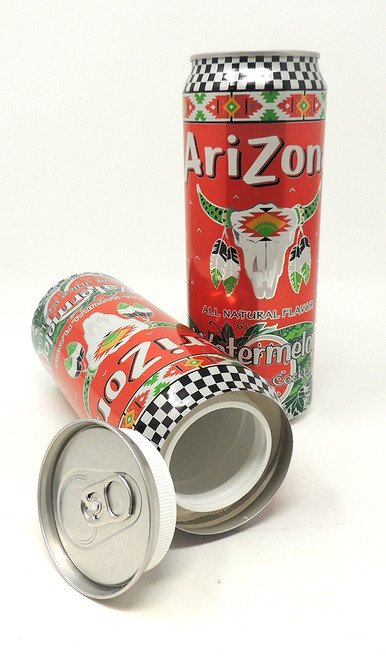 Arizona Tea Can Safe - Watermelon
