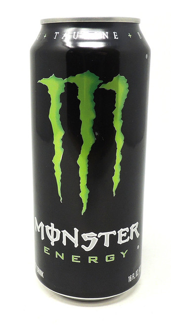 Monster Green Can Safe