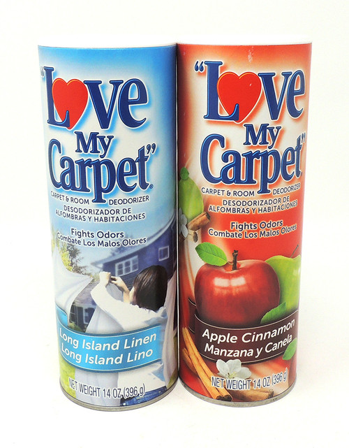 Love My Carpet Can Safe - Assorted