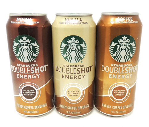 Starbucks Doubleshot Energy Can Safe