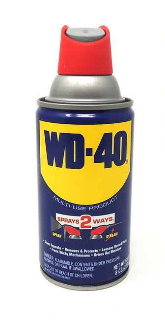 WD-40 8 oz. Can Safe