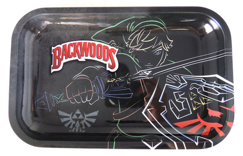 Backwoods Rolling Tray - Link - S/M