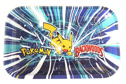 Backwoods Rolling Tray - Pikachu