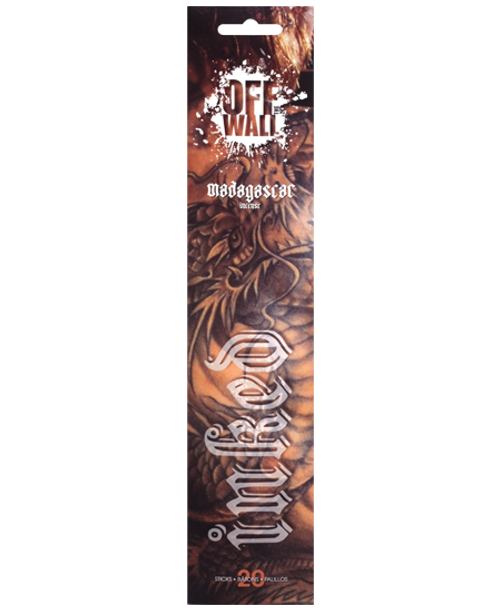 Off The Wall Inked Stick 4pk - Madagascar