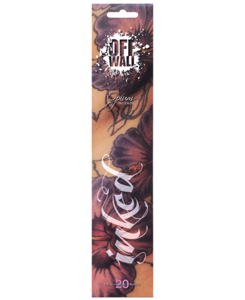 Off The Wall Inked Stick 4pk - Opium
