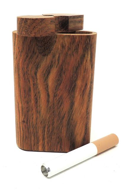 Caribbean Rosewood Dug Eeze Classic Dugout - Twist Top