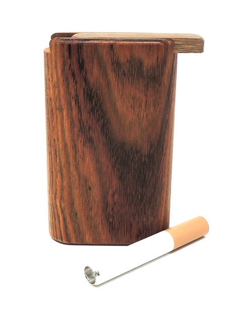 Caribbean Rosewood Dug Eeze Classic Dugout - Slide Top