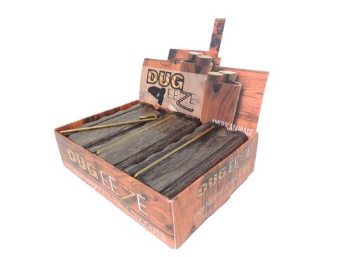 Charcoal Dug Eeze Premium Dugout - Twist Top w/ Poker