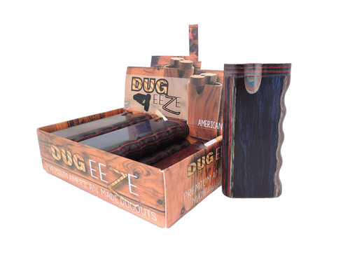 Paisley Dug Eeze Premium Dugout - Lift & Lock