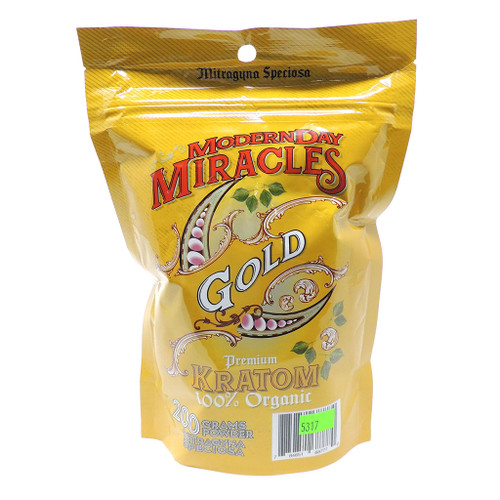 Modern Day Miracles Kratom Gold - 200g Powder