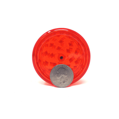 60mm Acrylic Grinder - Assorted Colors