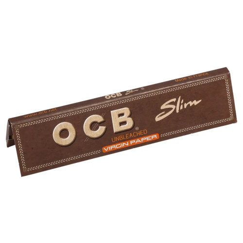 OCB Virgin King Size Slim Rolling Papers
