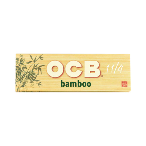 OCB Bamboo 1.25 Rolling Papers