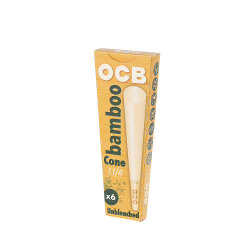OCB Bamboo Cones 1.25