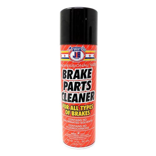 JB Brake Parts Cleaner Can Safe