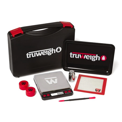 Truweigh 710-Pro Concentrate Kit - 100g x 0.01g - Black
