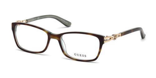 055 - Coloured Havana Guess GU2677 Eyeglasses