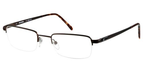 Brown HARLEY-DAVIDSON HD0271 Eyeglasses.