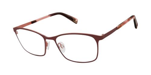 Burgundy Brendel 902251 Eyeglasses.