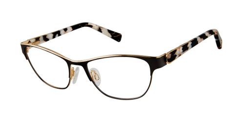 Black Brendel 922051 Eyeglasses.