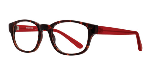 Tortoise Red Affordable Designs Adeline Eyeglasses