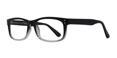 Black Fade Affordable Designs Finn Eyeglasses