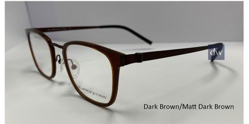 Dark Brown/Matt Dark Brown  Zupa Ztar Zz5451B Eyeglasses  - Teenager.