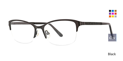 Black Xoxo Viejo Eyeglasses.