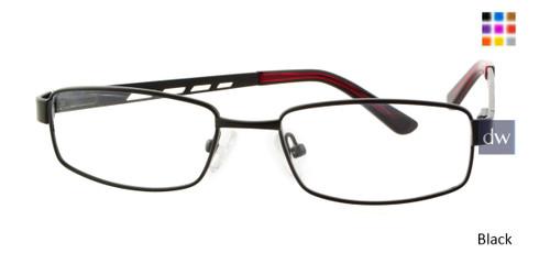 Black Body Glove BB137 Eyeglasses - Teenager