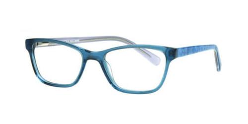 Navy Body Glove BG810 Eyeglasses - Teenager