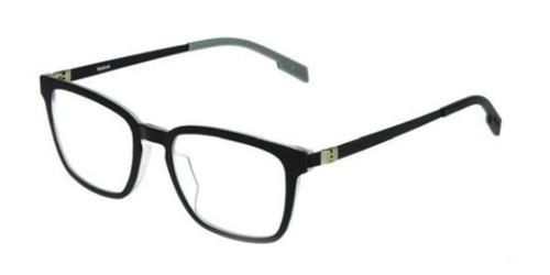 Matte Black/Crystal Reebok RV9003 Eyeglasses