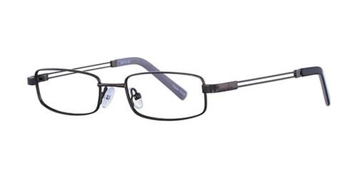 Gunmetal K12 4046 Eyeglasses